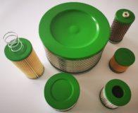 Wkłady Filtracyjne VACUUM-TECH do pomp próżniowych i kompresorów Busch
